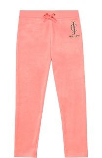 Спортивные велюровые брюки Juicy Couture