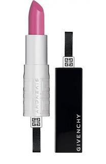 Помада для губ Rouge Interdit Lip, оттенок 22 Соблазнительный розовый Givenchy