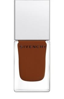 Лак для ногтей Le Vernis, оттенок № 28 Красное дерево Givenchy