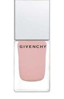 Лак для ногтей Le Vernis, оттенок Роза Givenchy