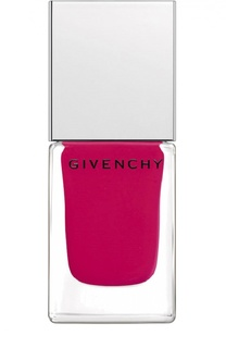 Лак для ногтей Le Vernis, оттенок № 26 Светящийся розовый Givenchy