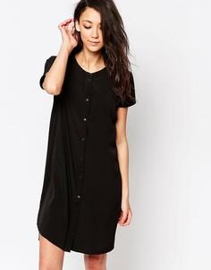 Платье-рубашка JDY - Черный