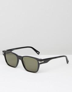 Черные солнцезащитные очки G-star Vindal - Черный