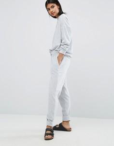 Серые спортивные штаны Y.A.S - Серый