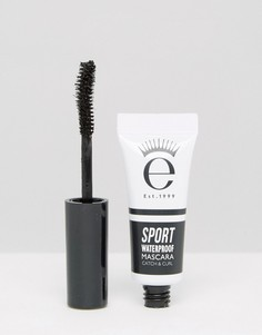 Водостойкая мини‑тушь для ресниц Eyeko Sport - Черный