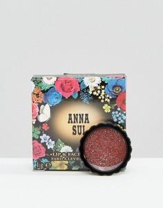 Блеск для губ и лица Anna Sui - блестящий - Золотой