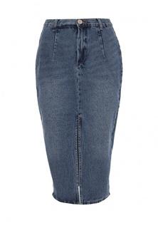 Юбка джинсовая LOST INK