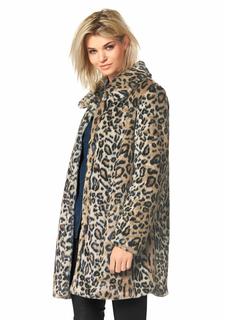 Пальто из искусственного меха Laura Scott