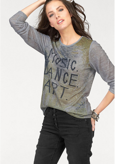 Кофточка с длинными рукавами Aniston