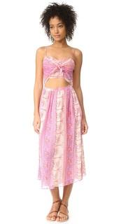 Платье Jenna Loveshackfancy