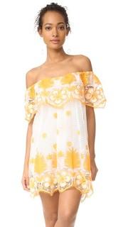 Анжелика платье с открытыми плечами Miguelina