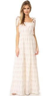 Романтичное Многоярусное платье Summer Morning Athena Procopiou