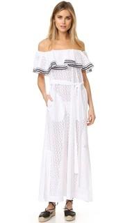 Платье с Mira Lisa Marie Fernandez