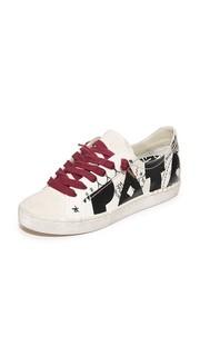 Кроссовки на низкой Я-Pata Special коллекции Dolce Vita