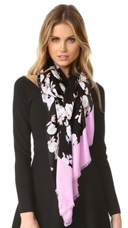 Posy Floral Oblong Scarf Kate Spade New York