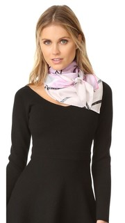 Letter From Paris Square Scarf Kate Spade New York