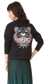 Жакет с вышивкой в виде тигра Kenzo