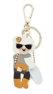 Кольцо для ключей Blogger Lady Furla