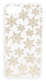 7 Чехол для iPhone с снежинка Sonix