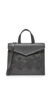 Маленькая сумка-портфель Voyager с клапаном Welden