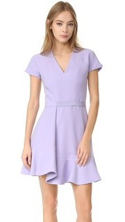 Платье с короткими рукавами Carven