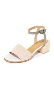 Сандалии с отделкой City Coclico Shoes