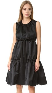 Платье без рукавов Rochas