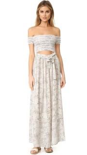 Марисса макси-платье Saylor