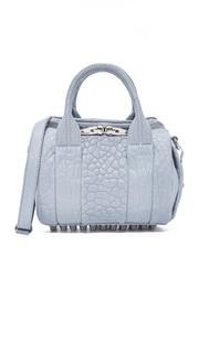 Миниатюрная объемная сумка Rockie Alexander Wang
