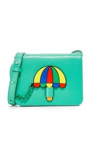 Под My зонт небольшая сумка на ремне Yazbukey
