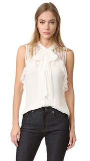 Блуза без рукавов J. Mendel