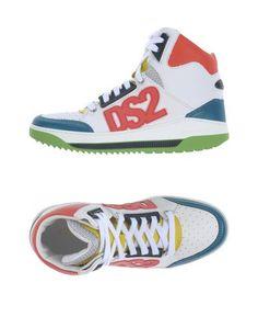 Высокие кеды и кроссовки Dsquared2