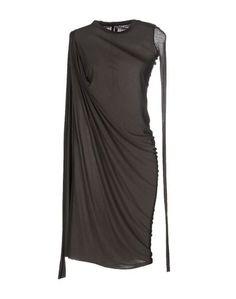 Короткое платье Rick Owens Lilies