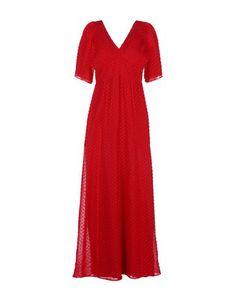 Длинное платье Emilio DE LA Morena