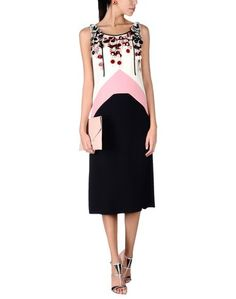 Платье длиной 3/4 Prada