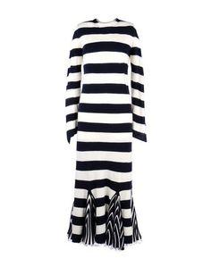 Длинное платье CÉline