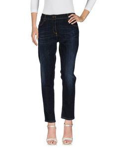 Джинсовые брюки Liviana Conti