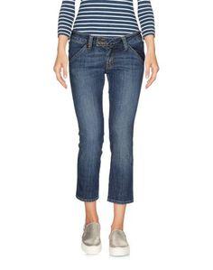 Джинсовые брюки-капри Puerco Espin