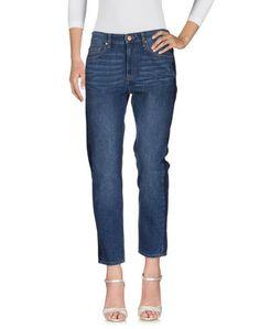Джинсовые брюки Isabel Marant Étoile