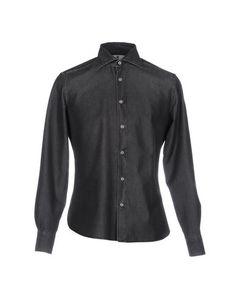 Джинсовая рубашка Giannetto