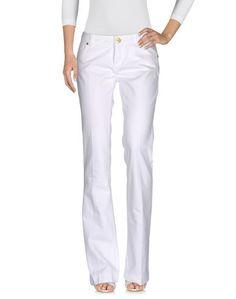 Джинсовые брюки Pinko Grey