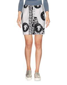 Джинсовая юбка Versus