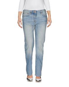 Джинсовые брюки THE ROW