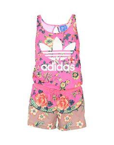 Короткий комбинезон Adidas Originals