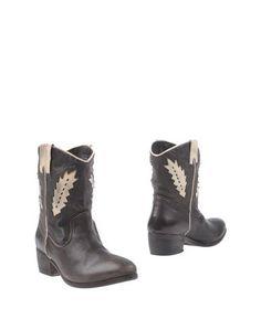 Полусапоги и высокие ботинки Leonardo Iachini