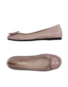 Балетки Prada