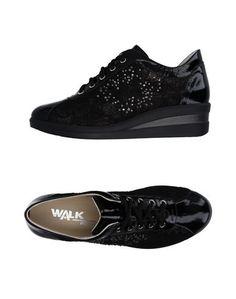 Низкие кеды и кроссовки Walk BY Melluso