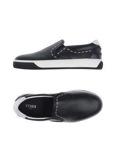 Низкие кеды и кроссовки Fendi