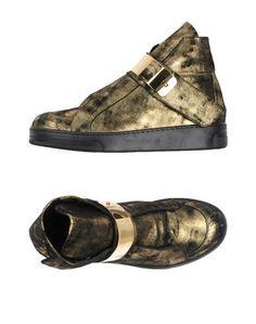 Высокие кеды и кроссовки Leonardo Iachini