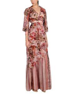 Длинное платье Frankie Morello